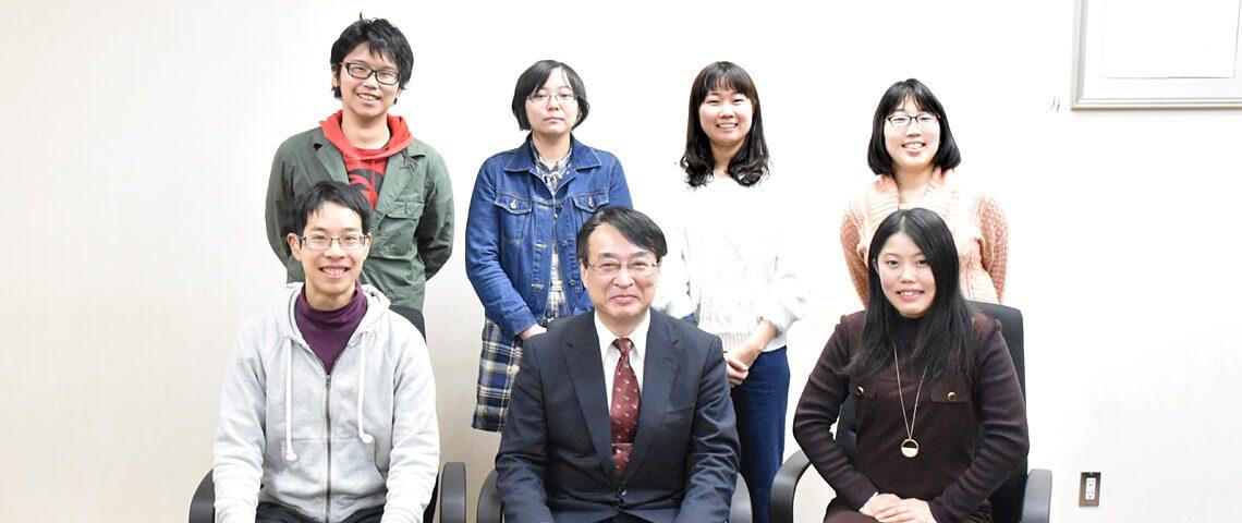 学長と産業技術学部学生の懇談会を開催しました