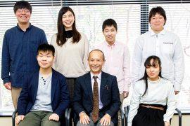 石原新学長と保健科学部学生の懇談会を開催しました