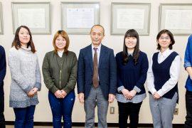 石原新学長と産業技術学部学生の懇談会を開催しました