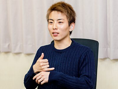 永田優志くん