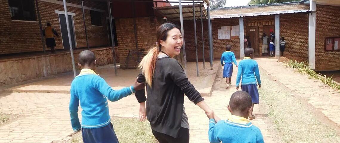 ルワンダのろう・難聴者が就労支援を受けられるカフェのオープンを目指して