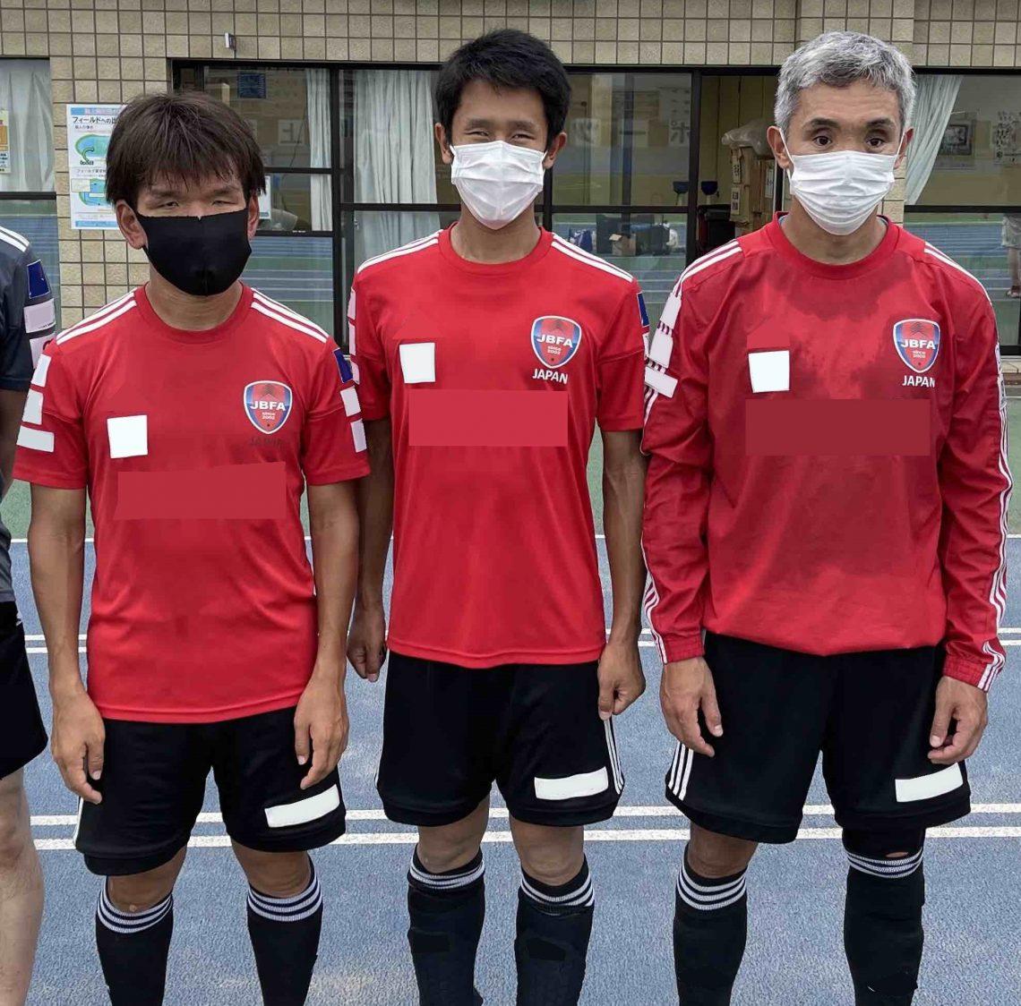 東京パラリンピックでの活躍に期待!ブラインドサッカー日本代表の卒業生3名にインタビュー!